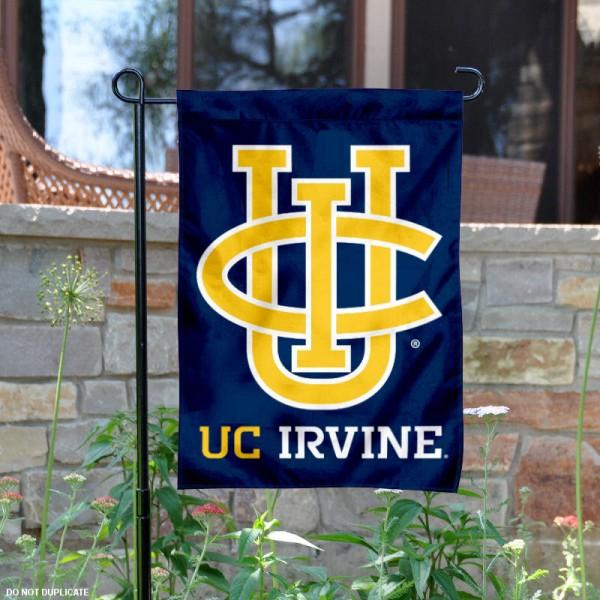 California Irvine Eaters Blue Garden Banner
