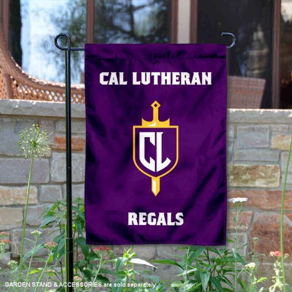 California Lutheran University 2 Ply Double Sided Garden Flag