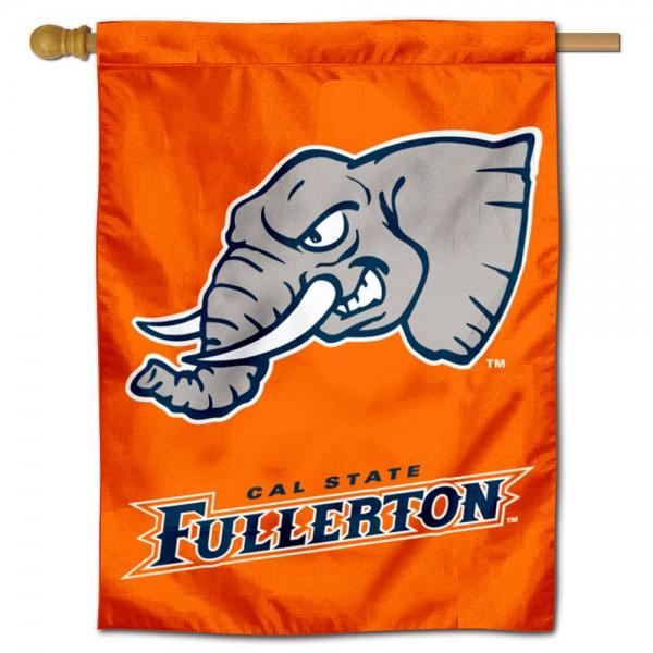 California State University Fullerton House Flag