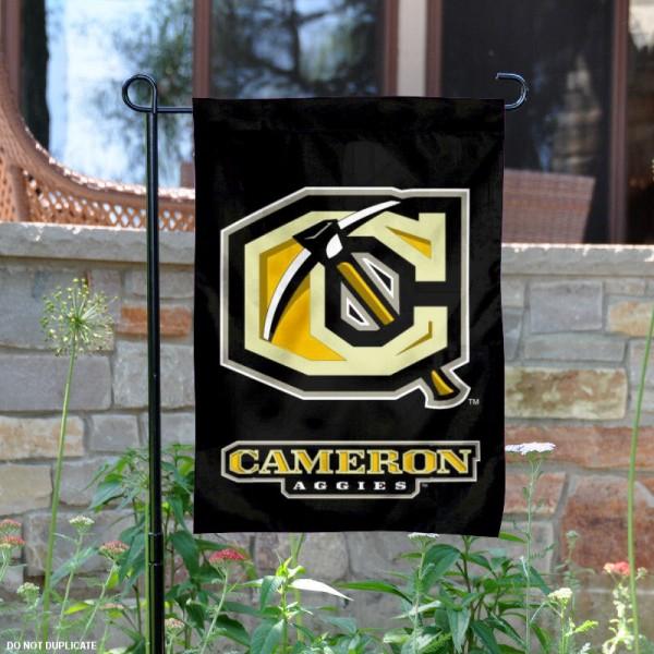 Cameron Aggies Garden Flag
