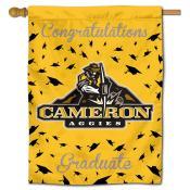 Cameron Aggies Graduation Banner