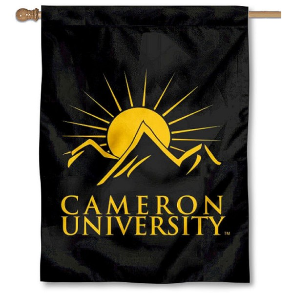 Cameron Aggies House Flag
