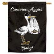 Cameron Aggies New Baby Banner