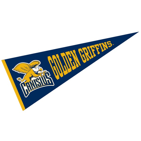 Canisius Golden Griffins Pennant
