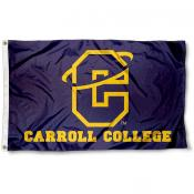 Carroll College Flag