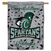 Castleton Spartans Graduation Banner
