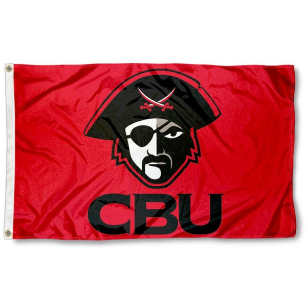 CBU Buccaneers 3x5 Foot Flag