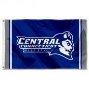 CCSU Blue Devils Outdoor 3x5 Foot Flag