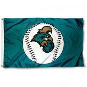 CCU Chanticleers Baseball Flag