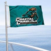 CCU Chanticleers Boat Nautical Flag
