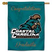 CCU Chanticleers Graduation Banner