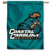 CCU Chanticleers House Flag