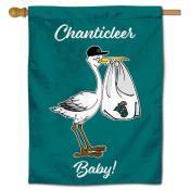 CCU Chanticleers New Baby Banner