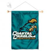 CCU Chanticleers Small Wall and Window Banner