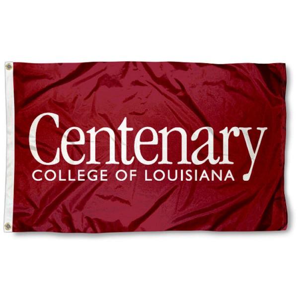 Centenary College Flag