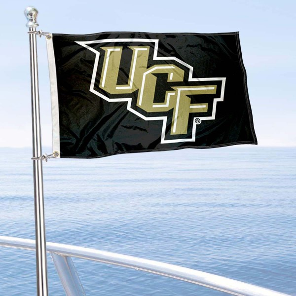Central Florida Knights Boat Flag