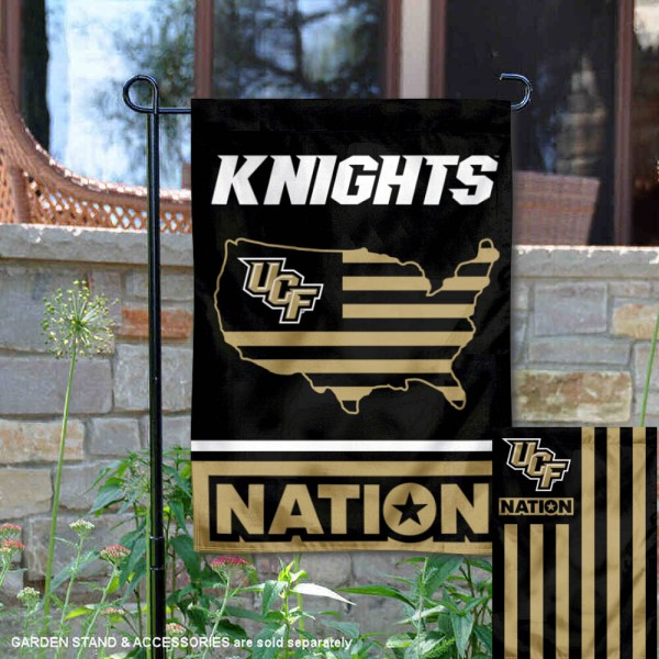 Central Florida Knights Nation Garden Flag