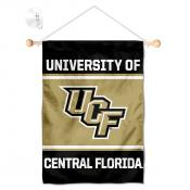 Central Florida Knights Window Hanging Banner with Suction Cup