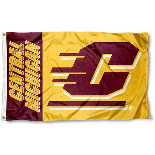 Central Michigan Gold Flag