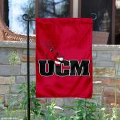 Central Missouri Mules Garden Flag