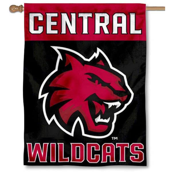 Central Washington University Logo House Flag