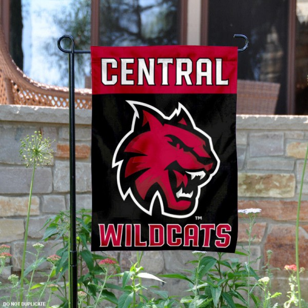 Central Washington Wildcats New Logo Garden Banner