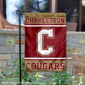 Charleston Cougars Garden Flag