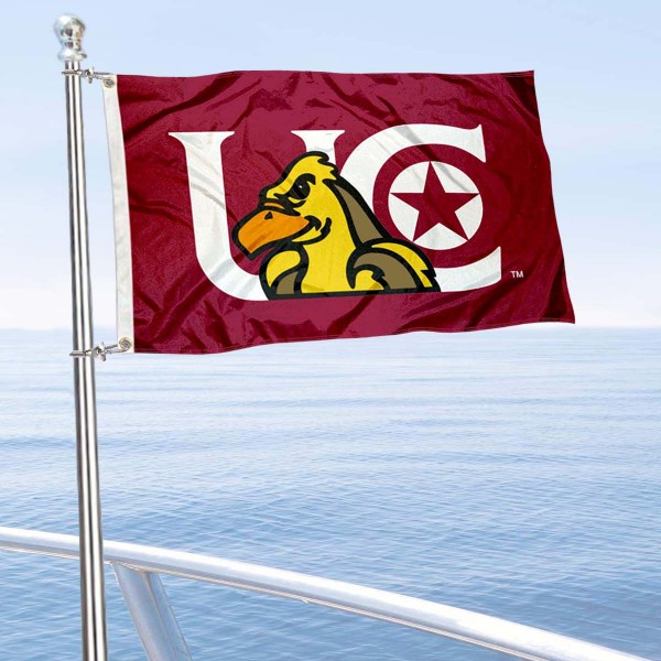 Charleston Golden Eagles Boat Flag
