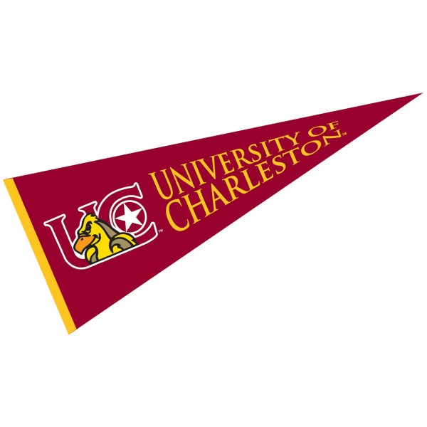 Charleston Golden Eagles Pennant
