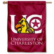 Charleston UC Golden Eagles House Flag