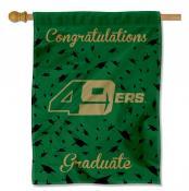 Charlotte 49ers Graduation Banner