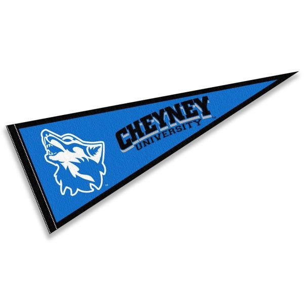 Cheyney Wolves Pennant
