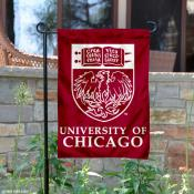 Chicago Maroons Garden Flag