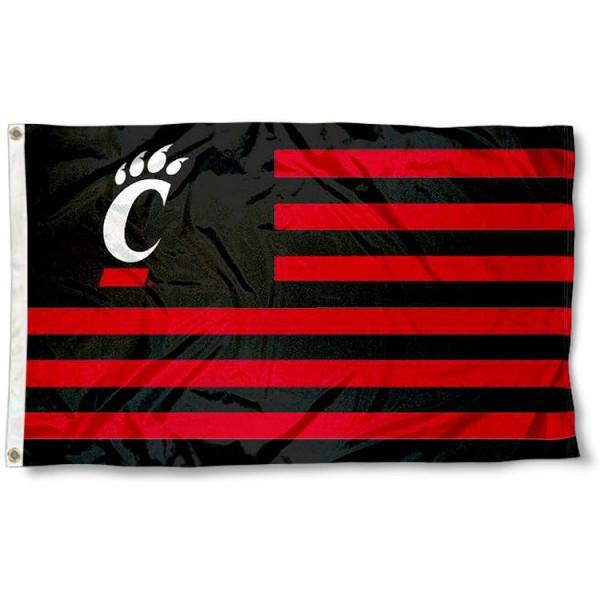 Cincinnati Bearcat Nation Flag