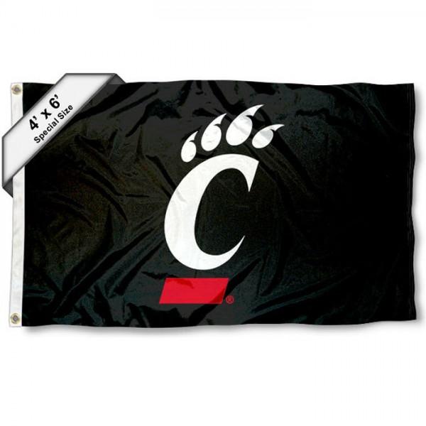 Cincinnati Bearcats 4'x6' Flag