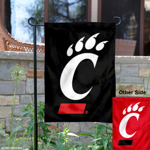 Cincinnati Bearcats Garden Flag