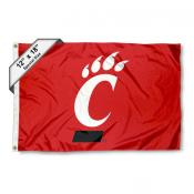 Cincinnati Bearcats Mini Flag