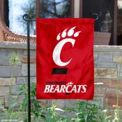 Cincinnati Bearcats Yard Flag