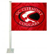 Cincinnati Clermont Cougars Car Flag