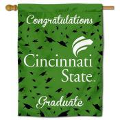 Cincinnati State Surge Graduation Banner