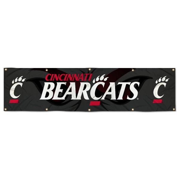 Cincinnati UC Bearcats 2x8 Banner