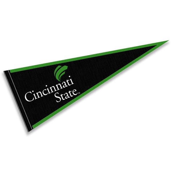 Cincy State Surge Pennant
