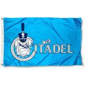 Citadel Bulldogs Flag