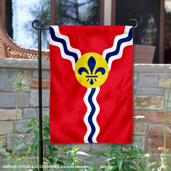 City of St Louis Yard Garden Banner