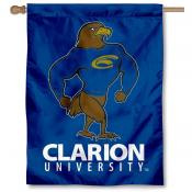 Clarion Golden Eagles House Flag