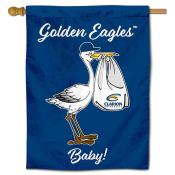 Clarion Golden Eagles New Baby Banner