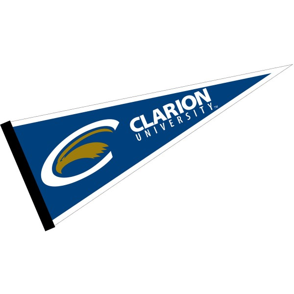 Clarion Golden Eagles Pennant