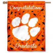 Clemson Graduation Banner