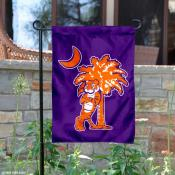 Clemson Tiger and Palmetto Garden Banner