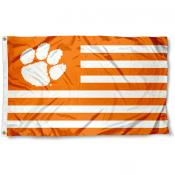 Clemson Tiger Nation Flag